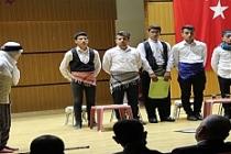 Çanakkale Zaferi'nin 103. Yıl Dönümü etkinliği düzenlendi