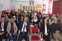 """""""Kız Çocuklarının Okullaşması ve Aile İçi Şiddetin Önlenmesi"""" projesi"""