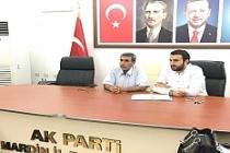 AK Parti Gençlik Kollarında Yeşilay Heyecanı