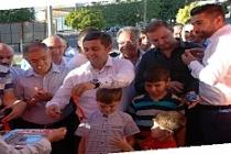 Midyat'ta Özel Özdil Dil Kursu Açıldı
