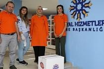 Mardin'de 6 Ayda 11 bin 394 Gıda Yardımı Yapıldı