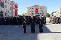 Midyat'ta, 29 Ekim Cumhuriyet Bayramı kutlamaları başladı