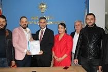 Abdulhakim Kaya, AK Parti'den Midyat için başvurdu