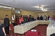 Mardin'de İlk Yardım Eğitici Eğitimi Düzenlendi