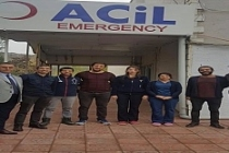 Savur Devlet hastanenin acil servisi yenilendi