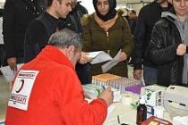 Mardin'de Kan Ve Kök Hücre Bağışı Etkinliği Düzenlendi