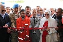 Midyat'ın Millet Bahçesi'nin açılışı gerçekleşti