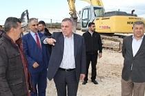 Midyat Belediyesine Yeni Hizmet Kampüsü İnşa Ediliyor