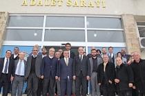 Midyat Belediye Başkanı Şahin, Mazbatasını aldı