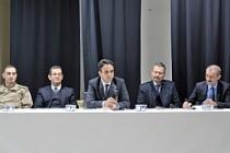 Midyat'ta Muhtarlar Toplantısı Yapıldı