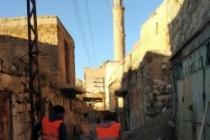 Tarihi Mardin'de restorasyon çalışmaları yeniden başladı