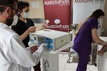 Özel Mardin Park Hastanesi Ozonterapi İle Tedavi