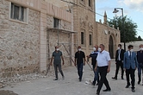 Midyat'ta 'Tarihi Sokakları Canlandırma Projesi'