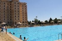Matiat Yüzme Havuzu Tedbirleri Alarak Faaliyete Başladı