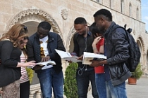 MAÜ 7 İlde Yabancı Öğrenci Sınavı (YÖS) Yaptı