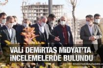 Vali Demirtaş, Lavanta Fidelerini Toprakla Buluşturup Can Suyu Verdi