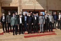 Başkan Şahin, 2 yıllık faaliyetleri basınla paylaştı
