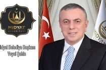 Midyat Belediye Başkanı Şahin'den, 23 Nisan mesajı