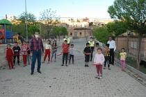Midyat Belediyesi'nden Çocuklara Özel 23 Nisan Pizzalı Kutlama Etkinliği