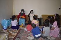 Mardin Büyükşehir Belediyesi, ihtiyaç sahibi Iraklı ailelere sahip çıktı