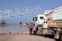 MARSU'dan İstanbul' a Destek