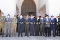 Midyat ilçesinde Cami açılışı gerçekleşti