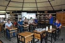 Midyat'ta Kamu Çalışanlarına Afet Farkındalık Eğitimi Verildi