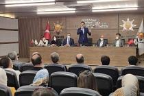 Çevre Ve Şehircilik Bakanı'nın Mardin'e Ziyareti Büyük Önem Arz Etmektedir