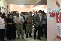 Şehit Halit Altun adına Bilişim sınıfı açıldı