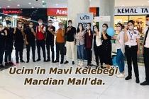 Ucim'in Mavi Kelebeği Mardian Mall'da