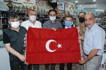 Mardin İl Emniyet Müdürü Karabulut, Midyat'ta incelemelerde bulundu