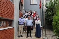 MARMEK'te üretilen ürünlerin pazarlanması ve satışı için eğitim verildi