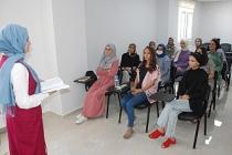 Midyat Belediyesi 'Sağlıklı Beslenme Kursu' Açtı
