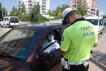 Midyat'ta trafik denetimleri sürüyor!