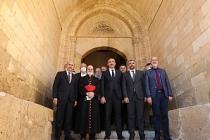 Adalet Bakanı Abdülhamit Gül ziyaret ve incelemelerde bulundu