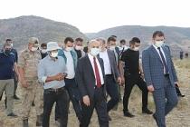 Vali Demirtaş: Boncuklu Tarla Kazılarıyla Tarih Yeniden Yazılacak