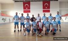 Midyat Belediyesi Voleybolda lige galibiyetle başladı