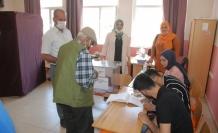 Yunusemre Mahallesi'nde seçim heyecanı başladı