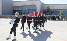 Şehit Astsubay'ın Naaşı Memleketi Nevşehir'e Uğurlandı