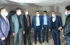 Mardin Milletvekilleri, Midyat'ta çeşitli ziyaretlerde bulundu