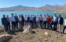 Ilısu Barajında, Alabalık Üretim Çiftliği Projesi