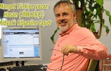 Manşet Türkiye yazarı Hasan ÇÖMLEKÇİ; Midyat'ı Köşesine taşıdı