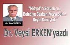 Dr. Veysi ERKEN'yazdı
