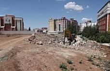 Artuklu'da otopark sorununu ortadan kaldıracak projenin çalışmaları başladı