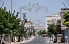 Dargeçit Belediyesi'nden Dekoratif Aydınlatma Çalışması