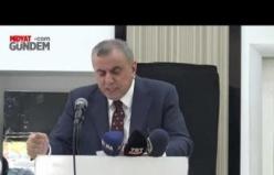 Midyat'ta 19 Ekim Muhtarlar Gününe Yönelik Kutlama Yemeği Verildi