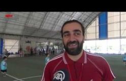 Midyat'ta Futbol Okulları yeniden açıldı