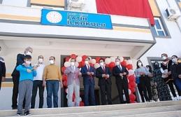 Fatih İlkokulunun açılışı gerçekleşti