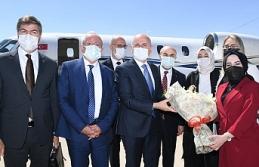 Bakan Karaismailoğlu, Mardin'de