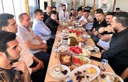 Mardinspor'da yönetim-Taraftar buluşması
